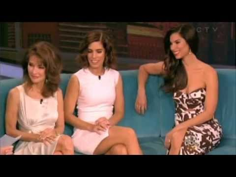 DEVIOUS MAIDS appearing on the View Show