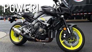 3. 2018 Yamaha MT-10 | Demo Ride 😱