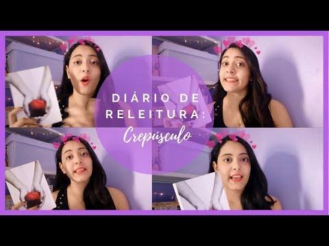DIÁRIO DE RELEITURA: CREPÚSCULO (com spoliers) | Fernanda Reads