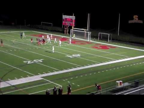 Zuponcic Scores at King's (Aug. 30, 2014)