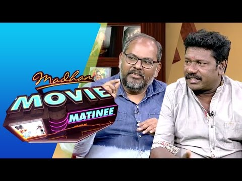 Azhagu Kutty Chellam Movie Review in Madhan Movie Matinee | 03/01/2016 | Puthuyugam TV