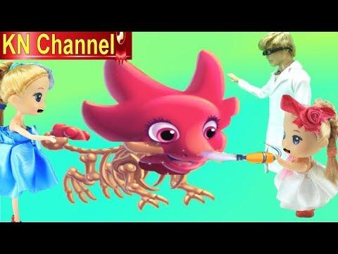 Búp bê KN Channel DỰNG XƯƠNG KHỦNG LONG VÀ XỊT SƠN MÔ HÌNH TRONG BẢO TÀNG KHỦNG LONG - Thời lượng: 11:44.