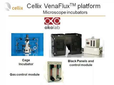 Cellix Webinar:  VenaFlux Platform Technical Presentation