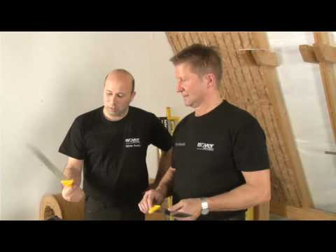✔ Teil 1: Zwischensparrendämmung zuschneiden mit FastCut ★ Web TV für Handwerker