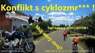 Video Kompilace ze silnic č.24 - Konflikt s cyklistou MP3, 3GP, MP4, WEBM, AVI, FLV November 2018