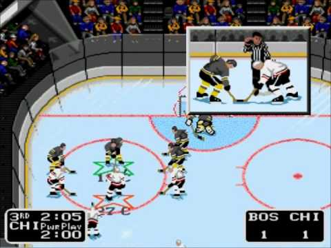 Let's Play NHL 94: 2013 Stanley Cup Finals Edition