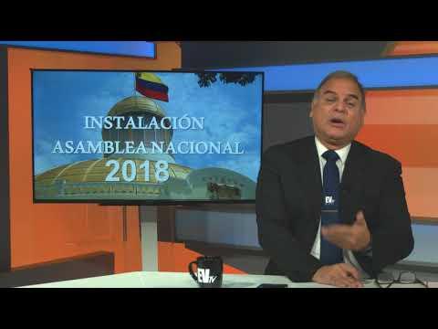 Aló Buenas Noches: Resumen instalación de la Asamblea Nacional parte 1