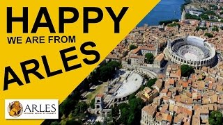 Arles France  city pictures gallery : HAPPY We are from ARLES - FRANCE - PHARRELL WILLIAMS