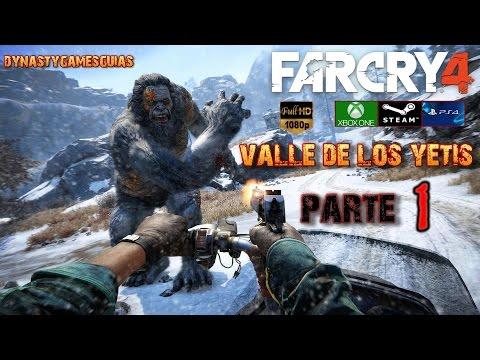 Far Cry 4 : La Vall�e des Y�tis Playstation 4