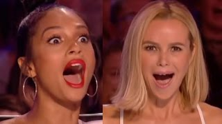 Video Top 5 NEVER SEEN TALENTS & SHOCKING BGT Surprises! MP3, 3GP, MP4, WEBM, AVI, FLV Januari 2019