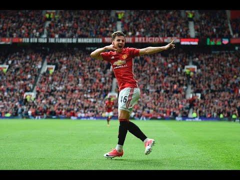 Manchester United vs Crystal Palace 2 0 - Highlights & Goals | EPL 21 May 2017