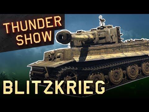 Thunder Show: Blitzkrieg