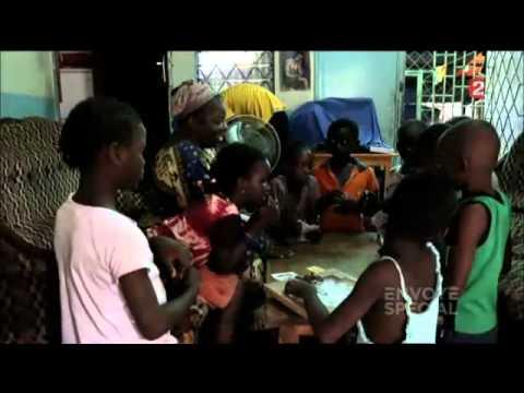 LUMI�RE SUR L'EXTR�ME PAUVRET� AU CONGO ( BRAZZAVI