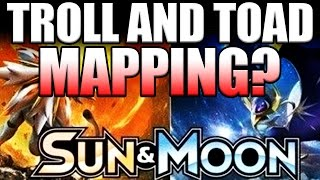 Is Troll and Toad SCAMMING YOU?!? Pokemon Sun and Moon Mapped Packs by Verlisify