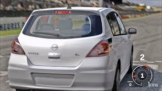 Forza Motorsport 3 - Nissan Versa SL 2009 - Test Drive Gameplay (HD) [1080p60FPS] ------------------------------------------ Game ...