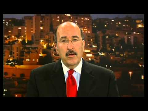 Netanyahu - Dore Gold, an advisor to Israeli Prime Minister Benjamin Netanyahu, speaks to Newsnight as hostilities between Israel and Gaza resume after a short ceasefire...