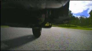 A look at Prescott Hillclimb from under Martin Robbins TKM, Moto Gp Style!