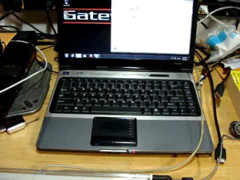 Gateway W350a Series Laptop