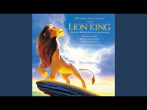"I Just Can't Wait To Be King (From ""The Lion King"" / Soundtrack Version)"
