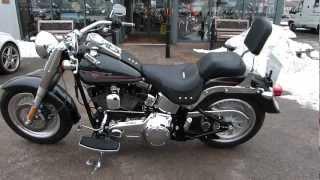 8. Harley-Davidson® Softail FatBoy For Sale