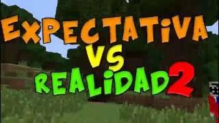 Expectativa Vs. Realidad - Ep2 Minecraft