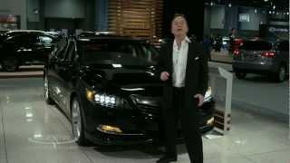 2014 Acura RLX Show&Tell