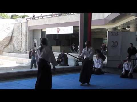 Imeon Aikido Demonstration NDK