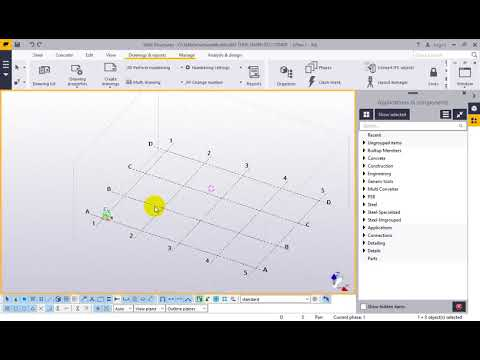 Đào tạo Tekla Structures cho Kết cấu Bê tông cốt thép