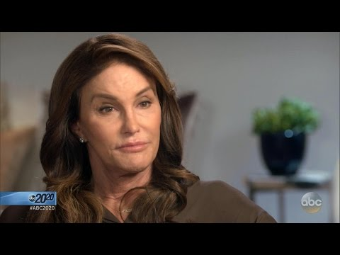 Caitlyn Jenner on deciding not to live a lie, what she learned: Part 2 (видео)