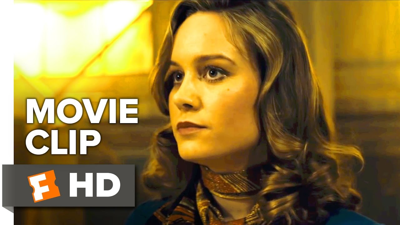 When Everyone has a Gun No one's in Control in Ben Wheatley's 'Free Fire' (Clip) with Brie Larson & Cillian Murphy