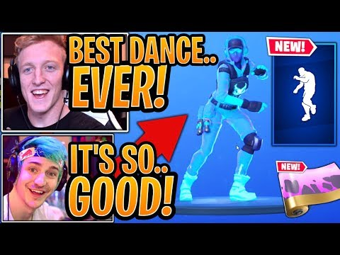 "Streamers React To The *NEW* ""WORK IT"" Emote/Dance & ""TURBULENT"" Wrap! - Fortnite Best Moments"