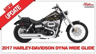 8. CLASSIC!! 2017 Harley Davidson Dyna Wide Glide Price Specs Review