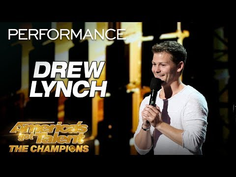 Drew Lynch: Hilarious Comedian Tells The MOST Relatable Story - America's Got Talent: The Champions
