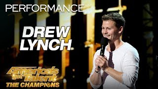 Video Drew Lynch: Hilarious Comedian Tells The MOST Relatable Story - America's Got Talent: The Champions MP3, 3GP, MP4, WEBM, AVI, FLV Februari 2019