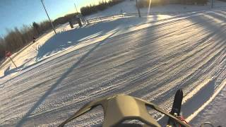 5. 2009 Yamaha Phazer Winter Fun