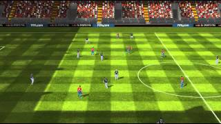 FIFA 14 Android - House Of Pain VS Partick Thistle