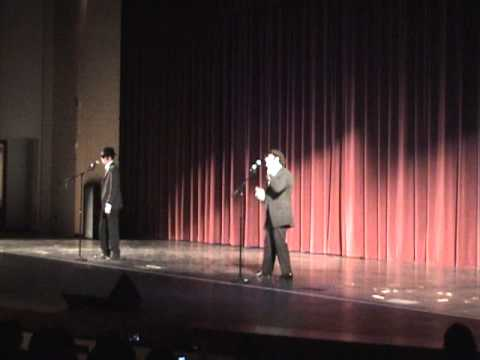 Blues Brothers JMHS Talent Show