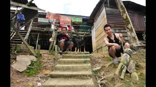 Lubok Antu Malaysia  City new picture : Borneo, Sarawak, Lubok Antu, Batang Ai, Long house