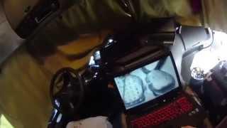 81. Kamionos fejkamera, laptop bemutatása, eladó I7 laptop
