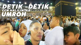 Video Detik - Detik Gen Halilintar Umroh Pertama Kali! Penuh Tangisan, Sholat idul fitri Di Ka'bah MP3, 3GP, MP4, WEBM, AVI, FLV Juni 2019