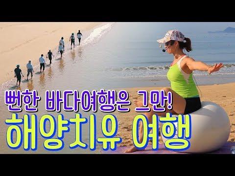 국내 이색바다여행 '완도 해양치유 여행'