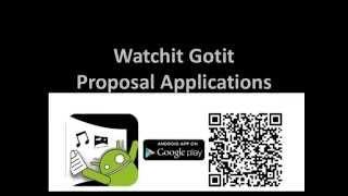 Watchit Gotit YouTube video