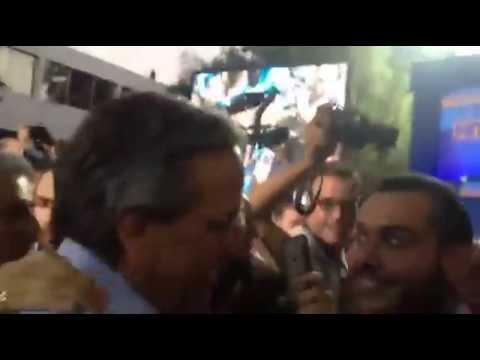 "Video - Η Φάνη Πάλλη Πετραλιά ""επέστρεψε"" στη Ρηγίλλης - ΦΩΤΟ"