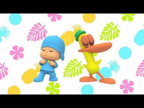 POCOYO Season 4 / New episodes! - Dance Off Part Two (HD)