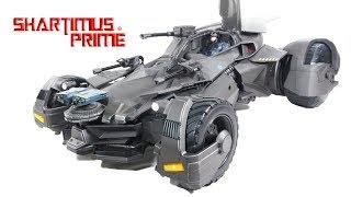 Nonton Justice League Ultimate Batmobile 1:12 Scale Mattel Remote Control DC Comics Vehicle Figure Review Film Subtitle Indonesia Streaming Movie Download