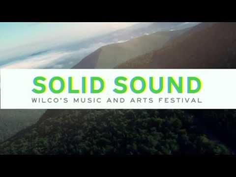 Wilco's Solid Sound Festival: June 26-28, 2015