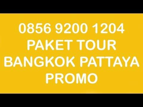 Promo Paket Wisata Tour Ke Bangkok Pattaya Thailand Murah 2014