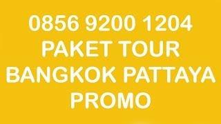Paket Tour Wisata Liburan Murah Ke Bangkok Pattaya 2013 2014