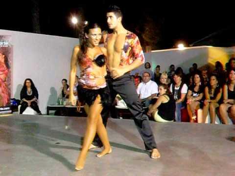 SUMMEREND 2011 Show de Kike y Fania en LAS VEGAS   Aljaraque 01 10 2011 (видео)