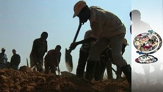 The Ruin of Riches (1998): diamonds, diamonds everywhere. But not a scrap to eat. For similar stories, see: South Africa's War With Angola ...